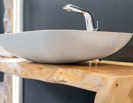 console-legno-cedro-massello
